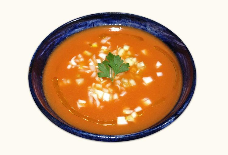 imagen de Gazpacho, mi receta