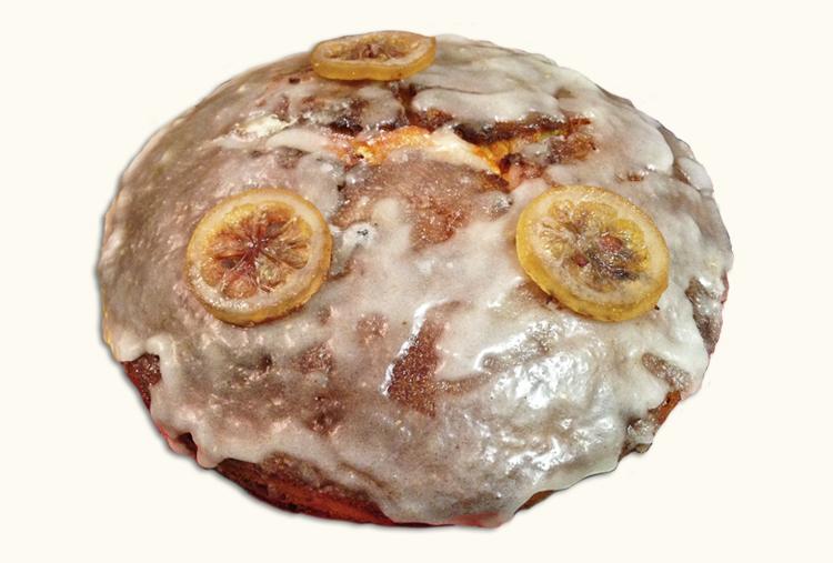 imagen de Bizcocho de limón y naranja