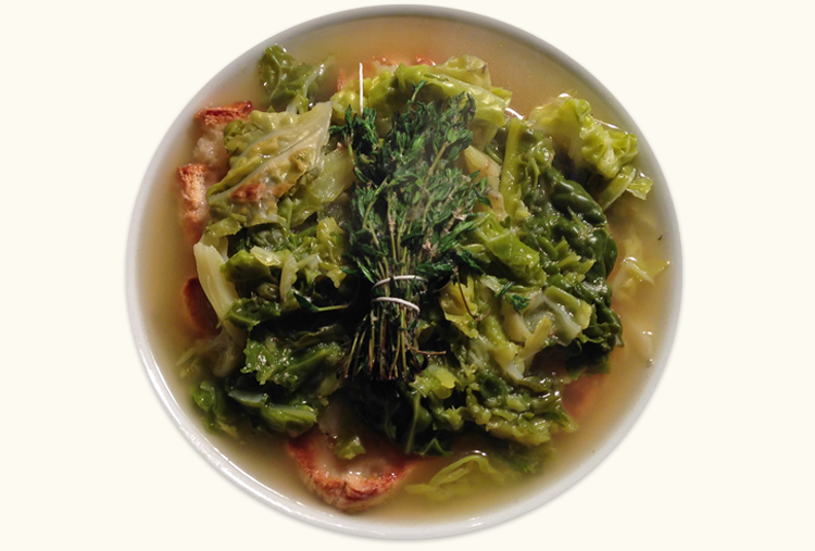 imagen de Sopa de invierno