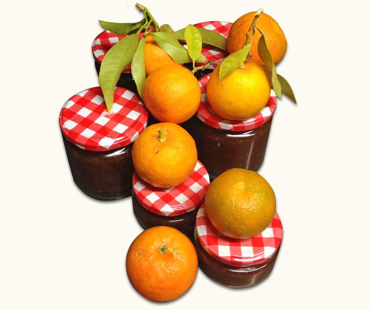 imagen de Mermelada de naranja amarga