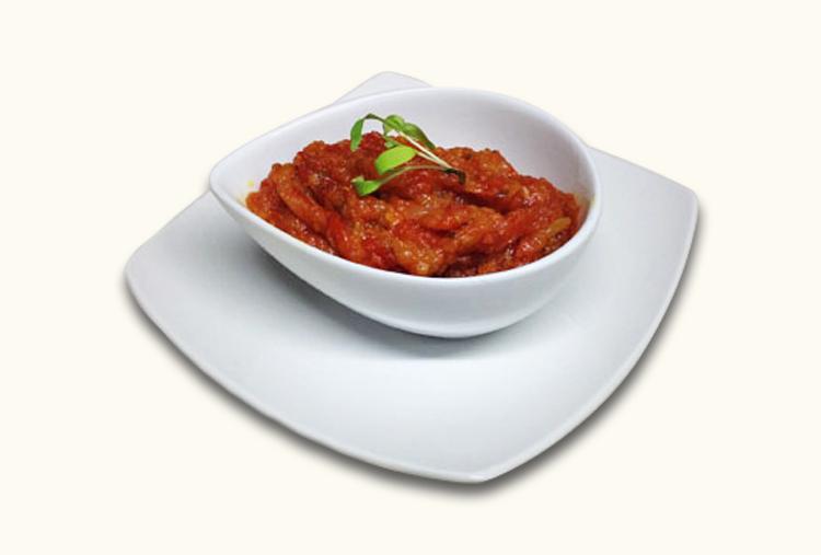 imagen de Salsa de Tomate Casera