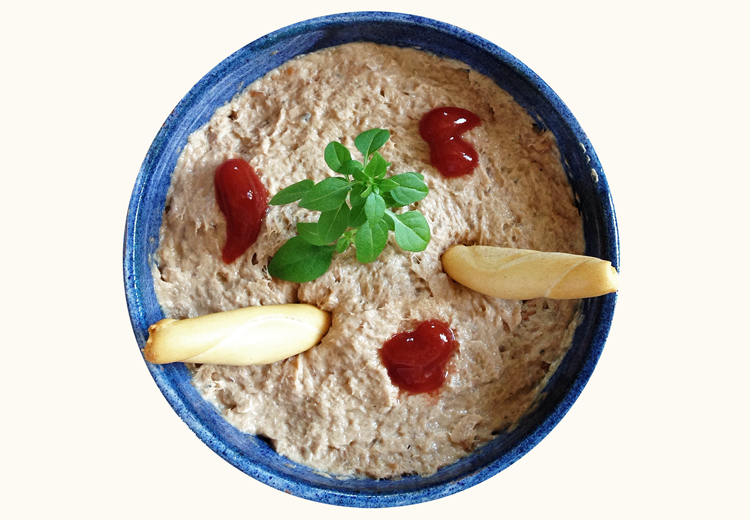 imagen de Paté de sardina