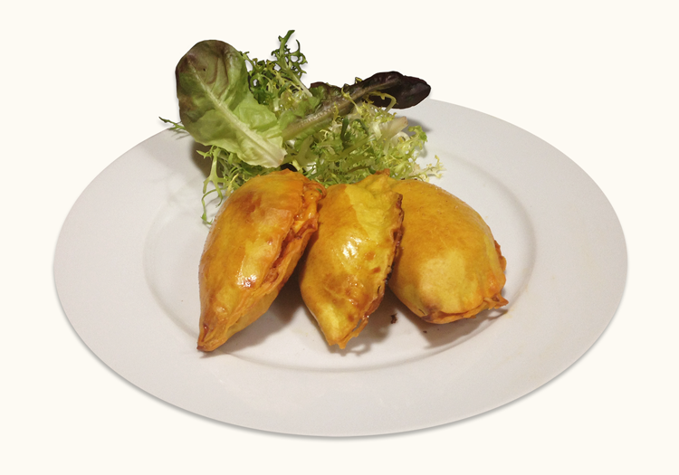 Empanadillas Jamaicanas