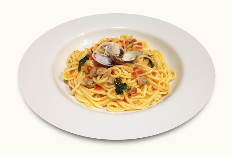 imagen de Espagueti a la vongole