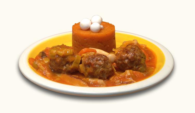 imagen de Albóndigas en su Salsa