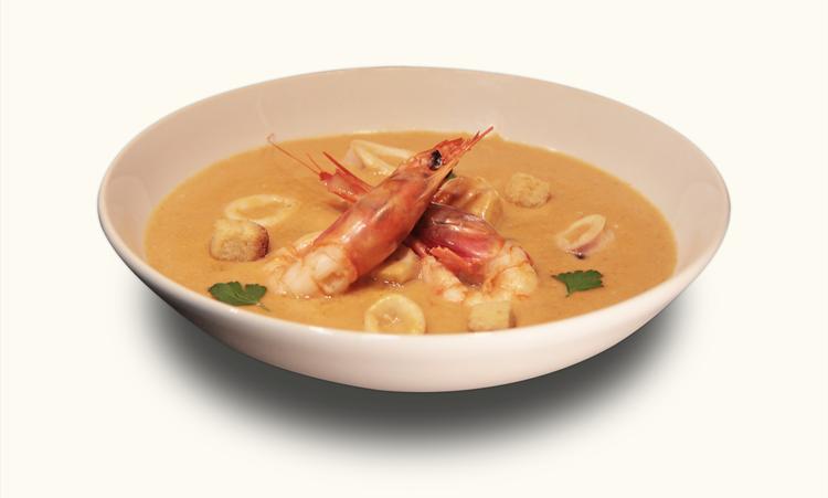 imagen de Sopa de pescado