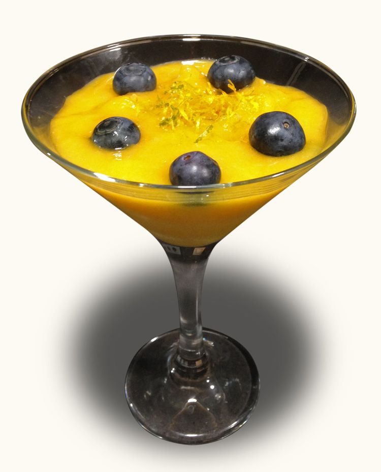 imagen de Sorbete de mango